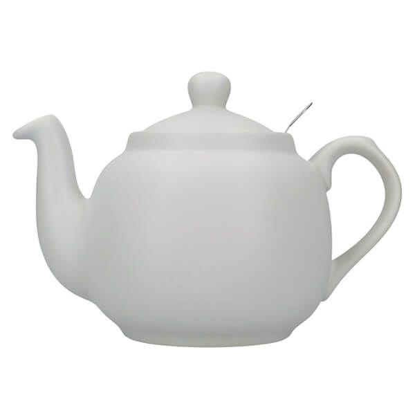 London Pottery Farmhouse Filter 4 Cup Teapot Nordic Grey