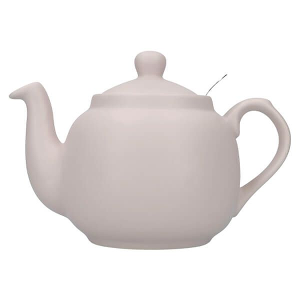 London Pottery Farmhouse Filter 4 Cup Teapot Nordic Pink