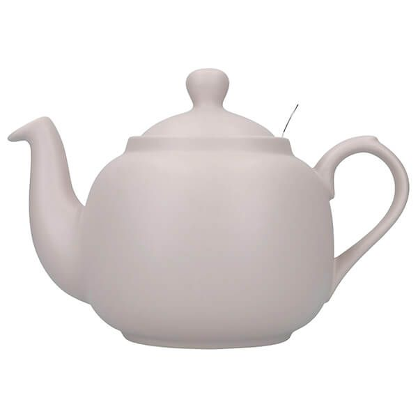 London Pottery Farmhouse Filter 6 Cup Teapot Nordic Pink