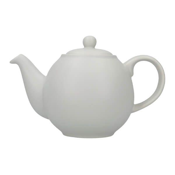London Pottery Globe 2 Cup Teapot Nordic Grey