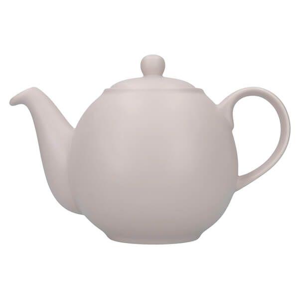 London Pottery Globe 4 Cup Teapot Nordic Pink