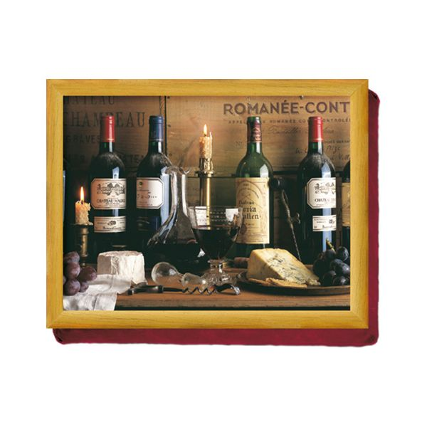 Creative Tops Vintage Wine Lap Tray