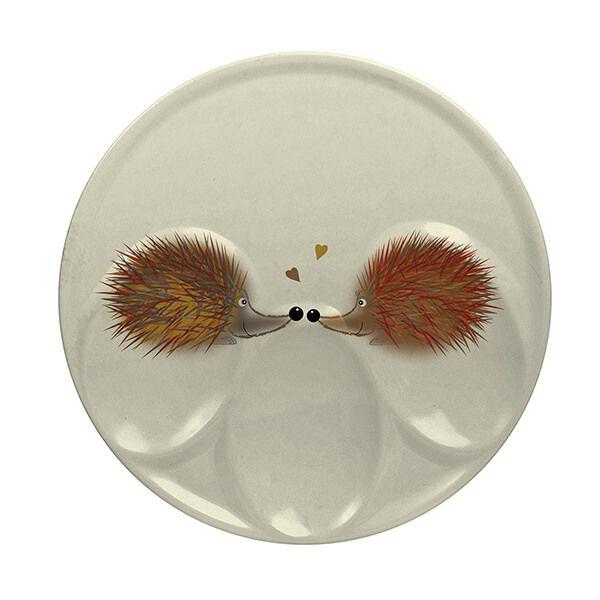 Melamaster Spoon Rest Hedgehog