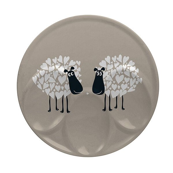 Melamaster Spoon Rest Sheep