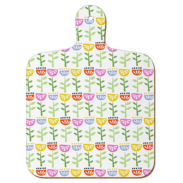 Melamaster Mini Chopping Board Florets