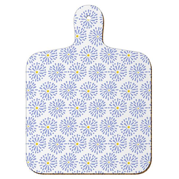Melamaster Mini Chopping Board Blooms