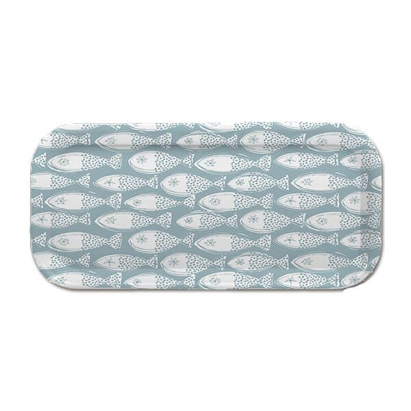 Melamaster Little Tray Shoaling