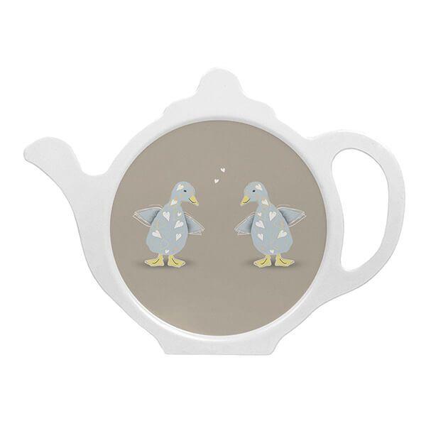 Melamaster Teabag Tidy Duck