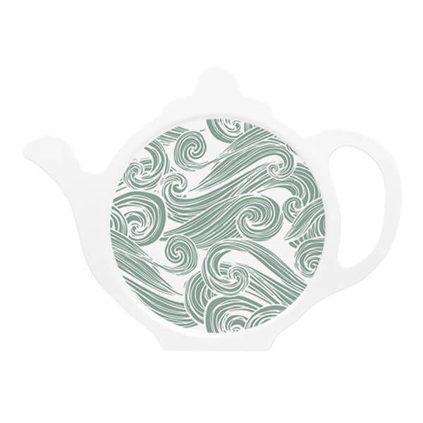 Melamaster Teabag Tidy Seashore