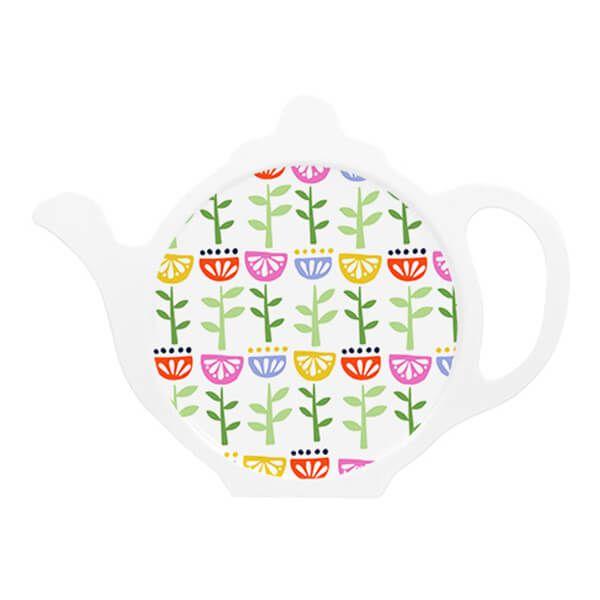 Melamaster Teabag Tidy Florets