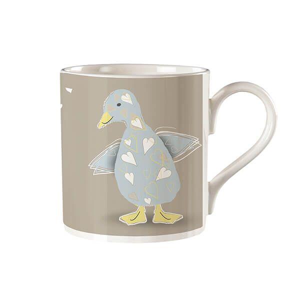 Melamaster Straight Mug Duck