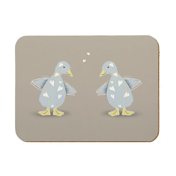 Melamaster Kitchen Board Duck