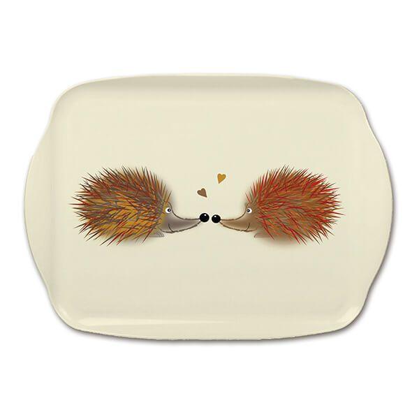 Melamaster Medium Tray Hedgehog