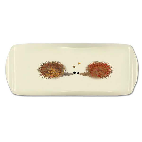 Melamaster Sandwich Tray Hedgehog