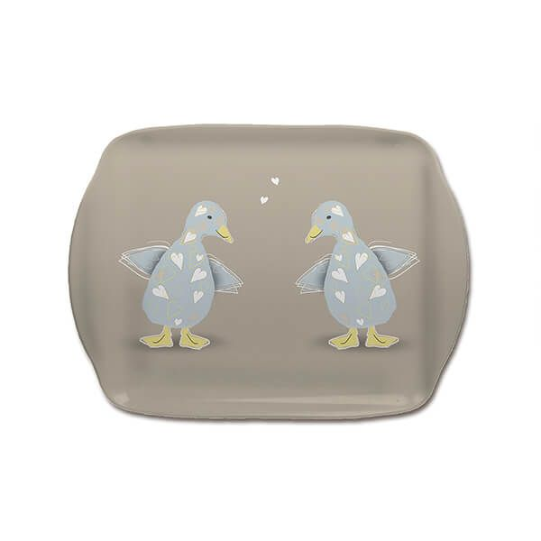 Melamaster Scatter Tray Duck