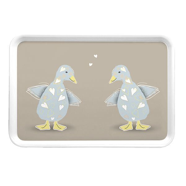Melamaster Large Tray Duck