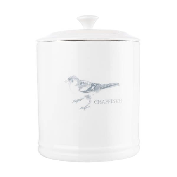 Mary Berry English Garden Storage Canister Chaffinch