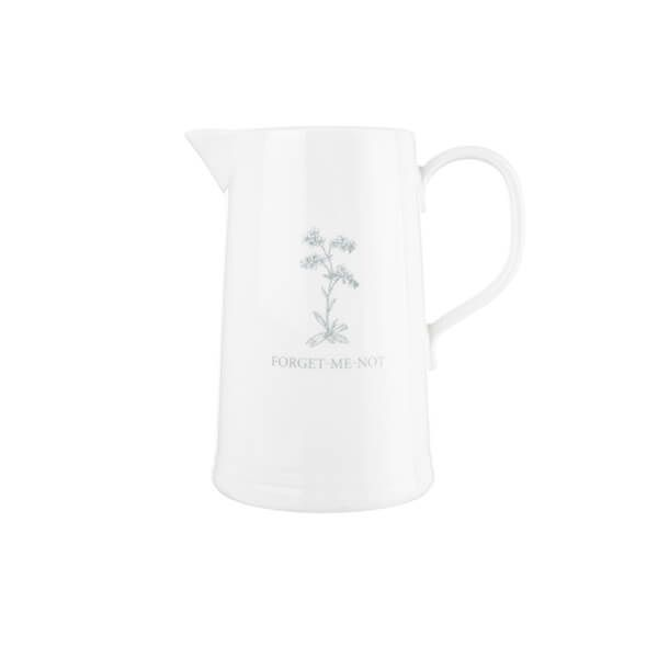 Mary Berry English Garden Small Jug Forget Me Not