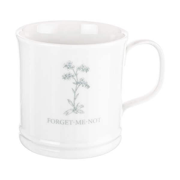 Mary Berry English Garden Mug Forget Me Knot 300ml