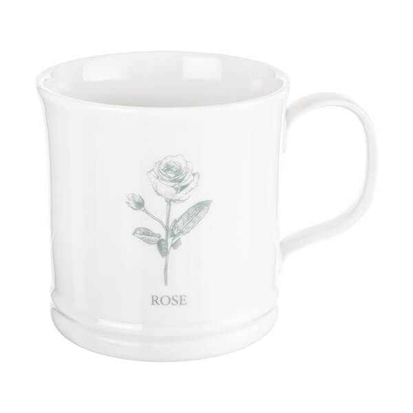 Mary Berry English Garden Mug Rose 300ml