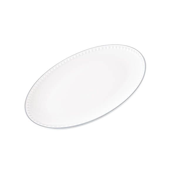 Mary Berry Signature 25.5cm Small Oval Serving Platter