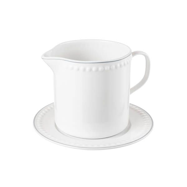 Mary Berry Signature Gravy Boat & Saucer 500ml