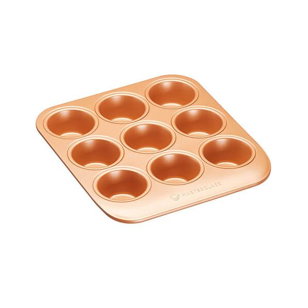 Master Class Ceramic 9 Hole Muffin Tin