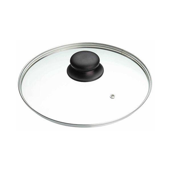Master Class Glass Saucepan Lid 28cm