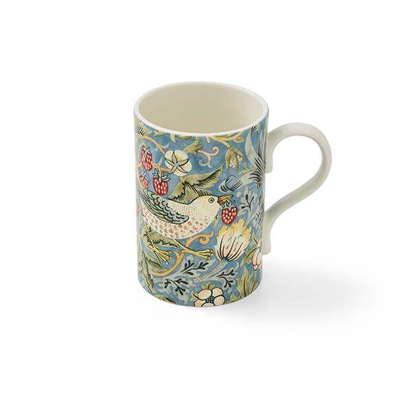 Morris & Co Strawberry Thief Mug