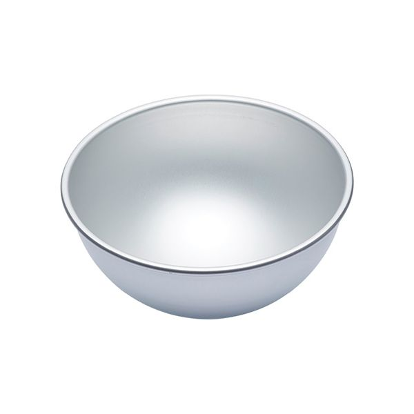 Master Class Silver Anodised 20cm Hemisphere Cake Pan