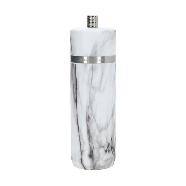 MasterClass Marble Finish Salt and Pepper Mill 17cm