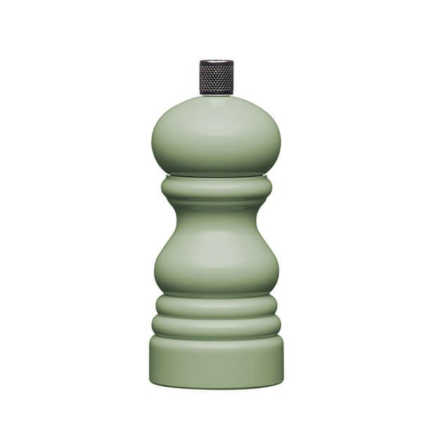 MasterClass English Sage Green 12cm Salt Or Pepper Mill