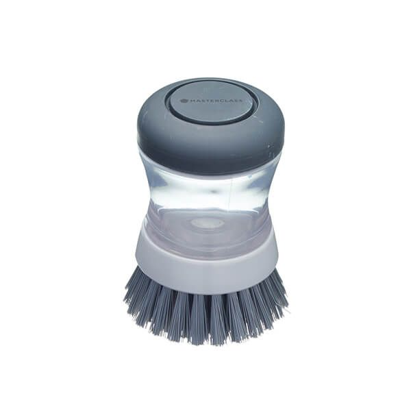 MasterClass Soap Dispensing Palm Scrubbing Brush