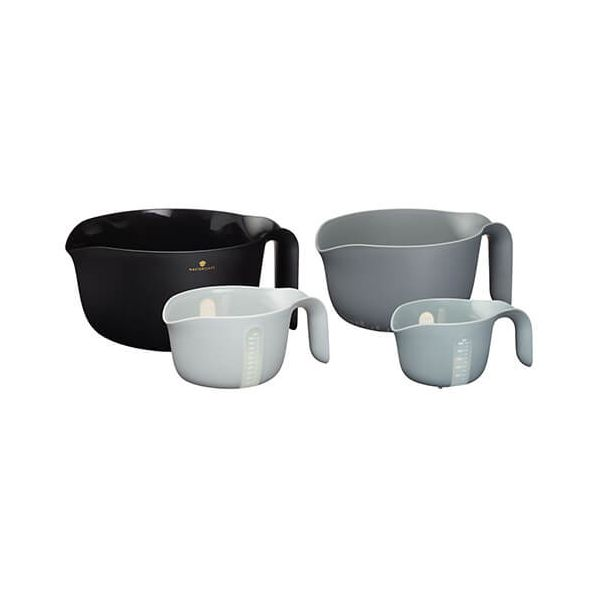 Master Class Smart Space Multi Function Mixing Bowls Set Of 4