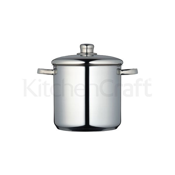 Master Class 20cm Stainless Steel 5.5 Litre Stockpot