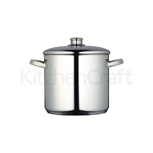 Master Class 22cm Stainless Steel 7.0 Litre Stockpot