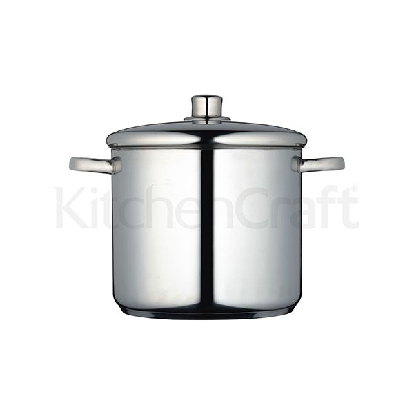Master Class 24cm Stainless Steel 8.5 Litre Stockpot