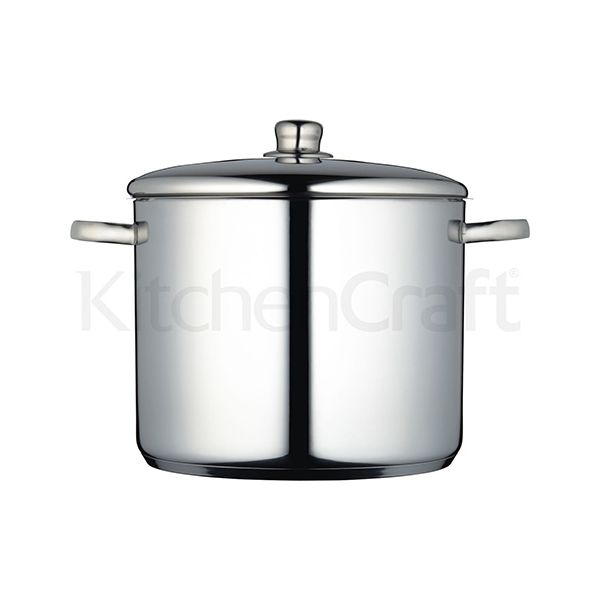 Master Class 28cm Stainless Steel 14 Litre Stockpot