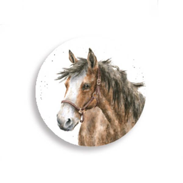 Wrendale Designs Horse Magnet
