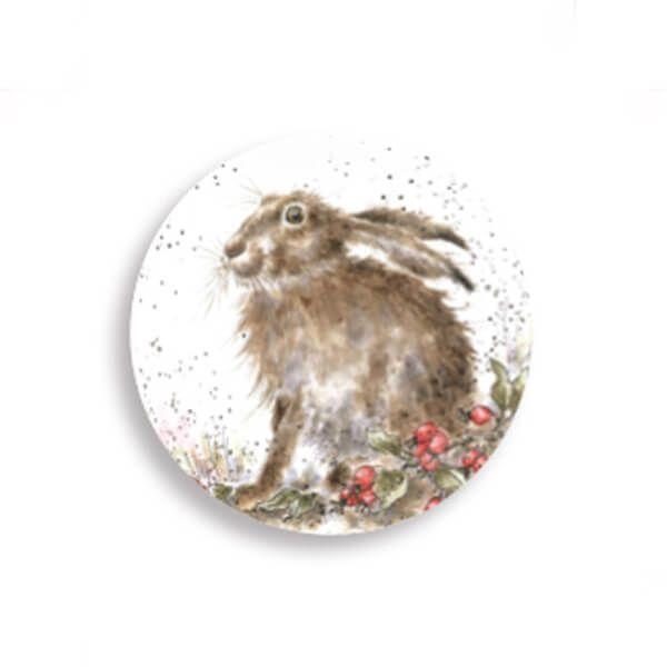 Wrendale Designs Hare Magnet