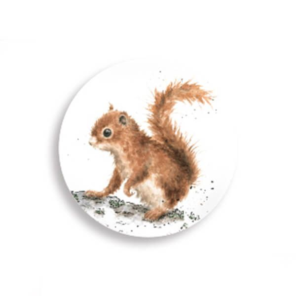 Wrendale Designs Squirrel Magnet