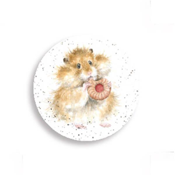 Wrendale Designs Hamster Magnet
