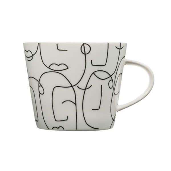 Scion Living Epsilon Ceramic 350ml Mug