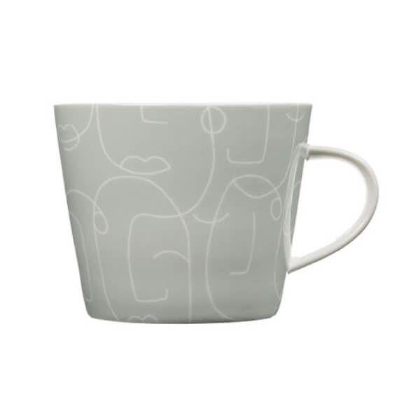 Scion Living Epsilon Pebble 350ml Mug