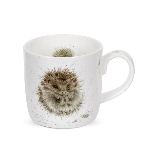 Wrendale Designs Fine Bone China Mug Awakening 6 for 5