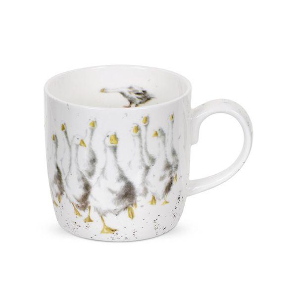 Wrendale Designs Fine Bone China Mug Goosie Goosie 6 for 5