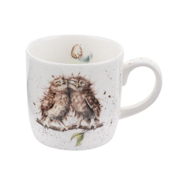 Wrendale Designs Fine Bone China Mug Birds Of Feather 6 for 5