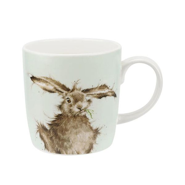 Wrendale Designs Hare Brained Large Mug 6 for 5