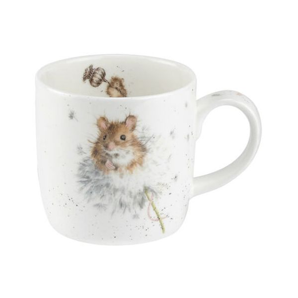 Wrendale Designs Fine Bone China Mug Country Mice 6 for 5