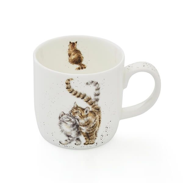 Wrendale Designs Feline Good Cat Fine Bone China Mug